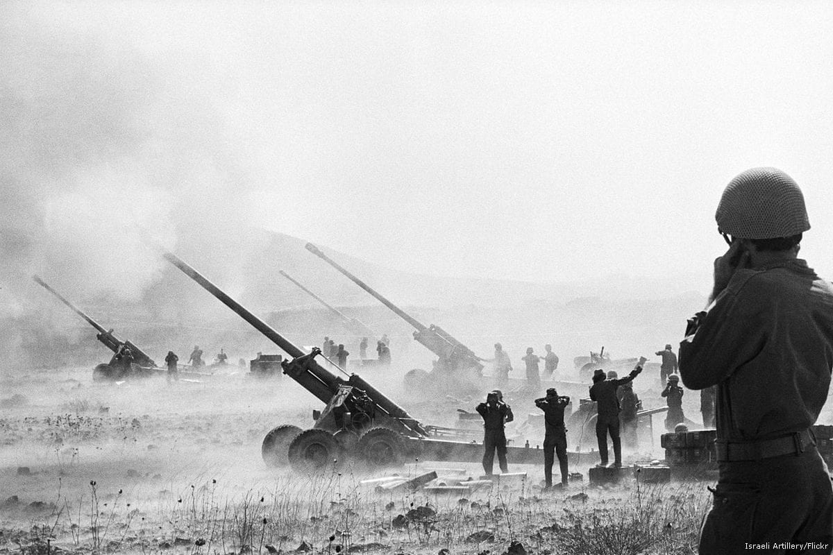 Recordando la Guerra de Octubre