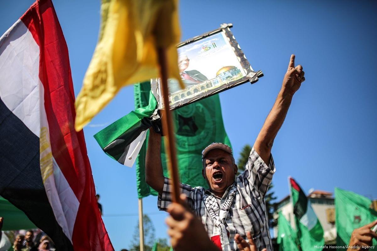 La popularidad de Turquía aumenta en Palestina mientras disminuye el papel de Egipto