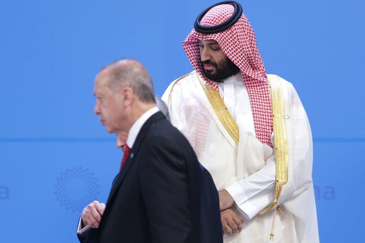 Arabia Saudita vio a Turquía como guardián de la seguridad en 2011, ¿por qué no en 2020?