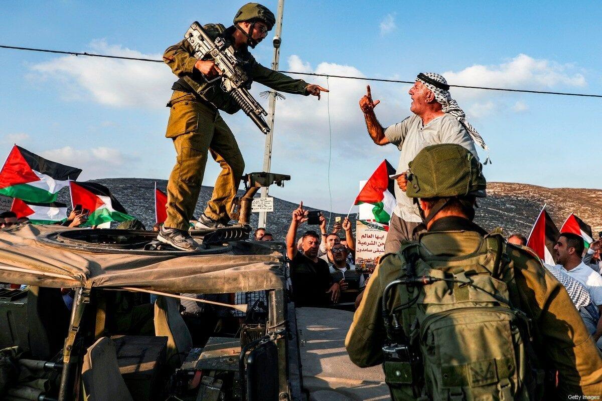 """A pesar de la ambigüedad del derecho internacional, los palestinos están ganando la """"guerra de la legitimidad"""""""