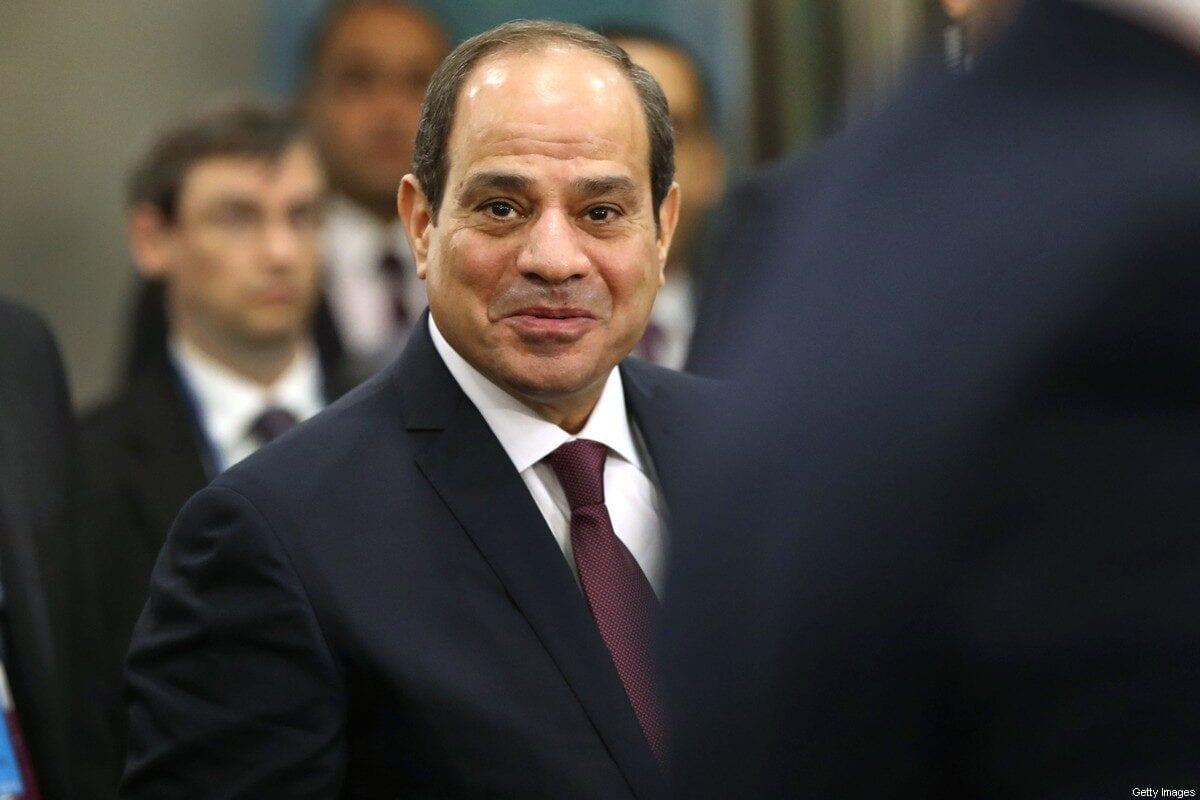 Una bofetada rompió la barrera del miedo en Egipto
