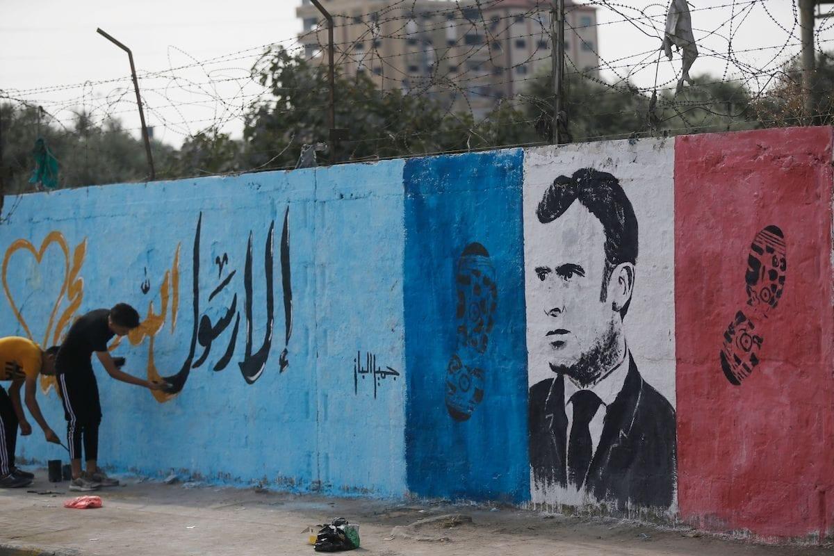 La humillación a los árabes