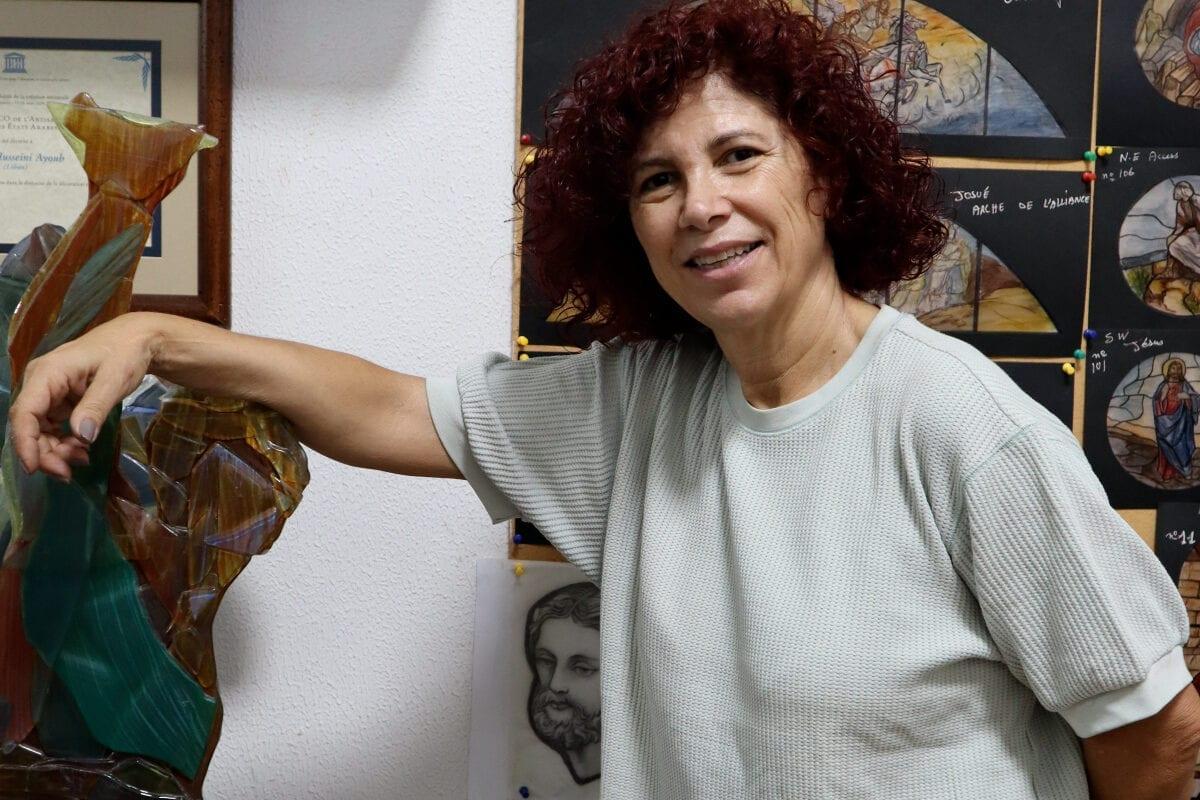 """""""El trabajo de mi vida está destruido"""", se lamenta una artista tras de la explosión de Beirut"""