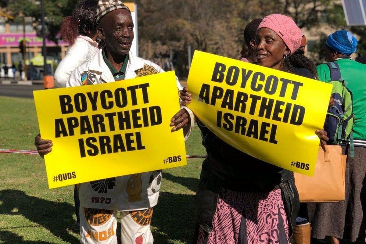 Los israelíes no necesitan visados para Sudáfrica, pero los palestinos sí; ¿por qué el doble criterio?