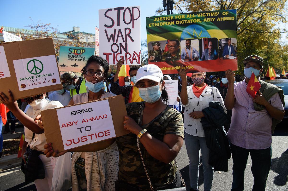 La guerra de Etiopía contra Tigray puede extenderse más allá de las fronteras existentes