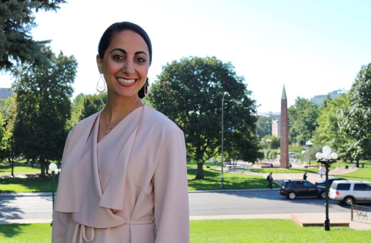 """Representante de Colorado: """"Como musulmana practicante, palestino-americana, movilizas la causa todos los días"""""""