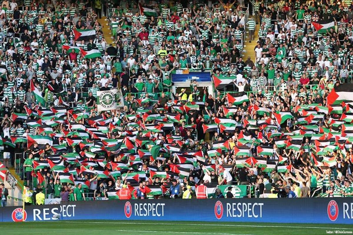 """Desmintiendo la frase """"el opio del pueblo"""": el fútbol es política y lucha de clases."""