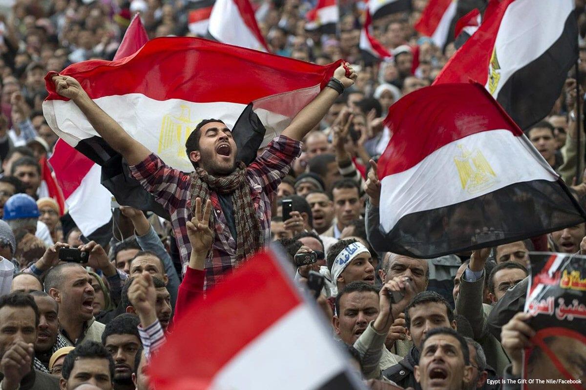 Se cumplen 10 años del inicio de la Primavera Árabe en Egipto