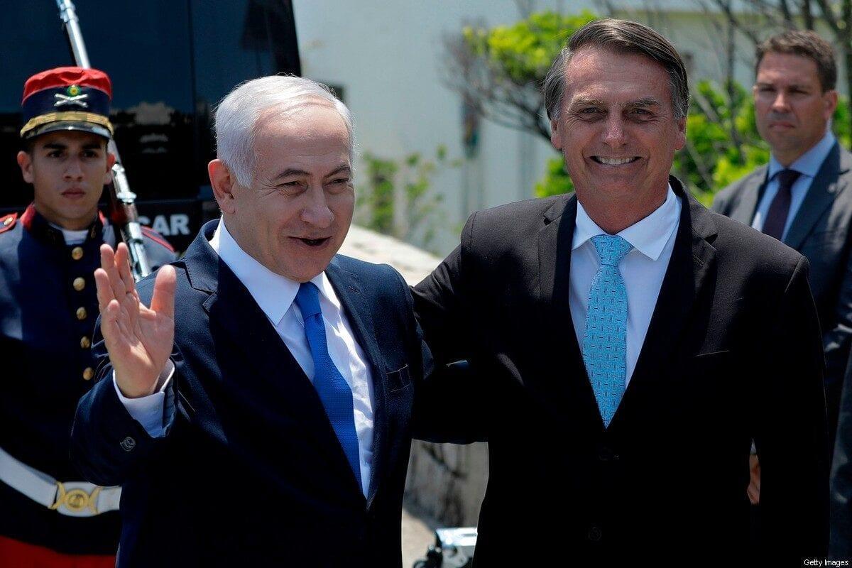 Una vez más, Brasil pide ayuda a Israel para afrontar una crisis