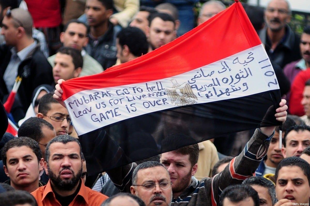 La interpretación israelí en el décimo aniversario de la Primavera Árabe