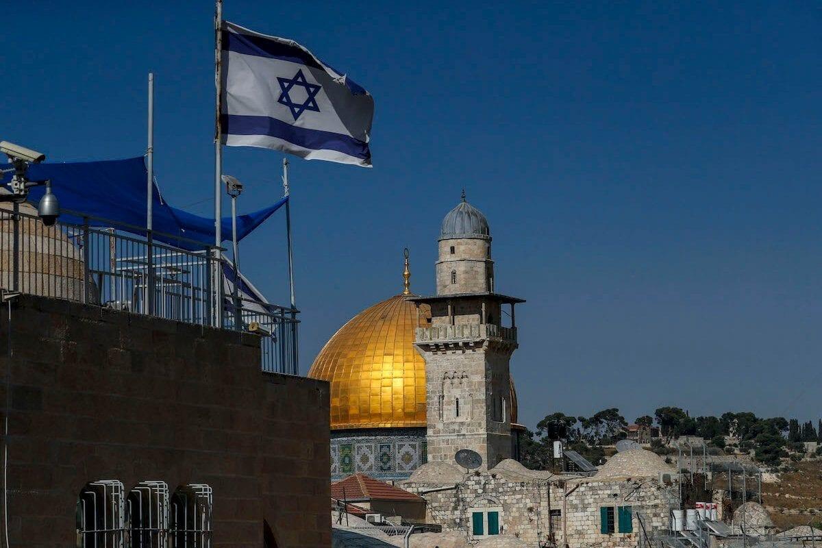 """La corta historia de """"Israel"""""""
