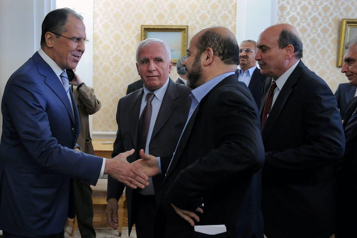 Moscú aprovecha el retroceso de EEUU en Palestina-Israel