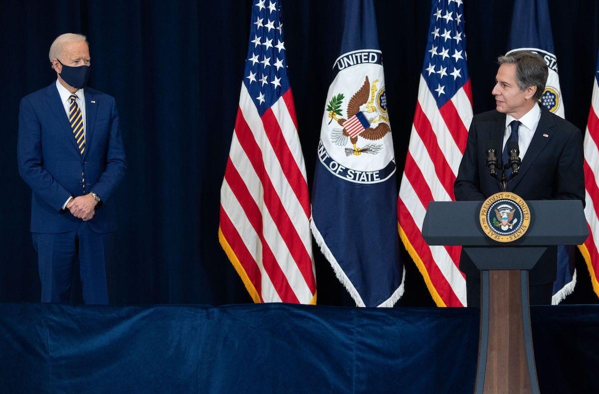 Los demócratas son una amenaza tan grande para una paz justa en Palestina como los republicanos