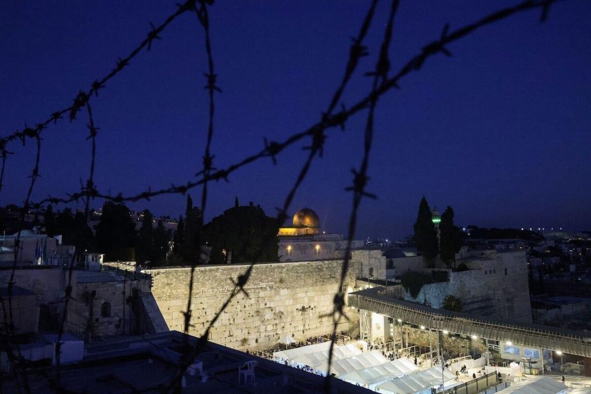 EE.UU. se muestra ambiguo con respecto a Jerusalén, y la AP guarda silencio