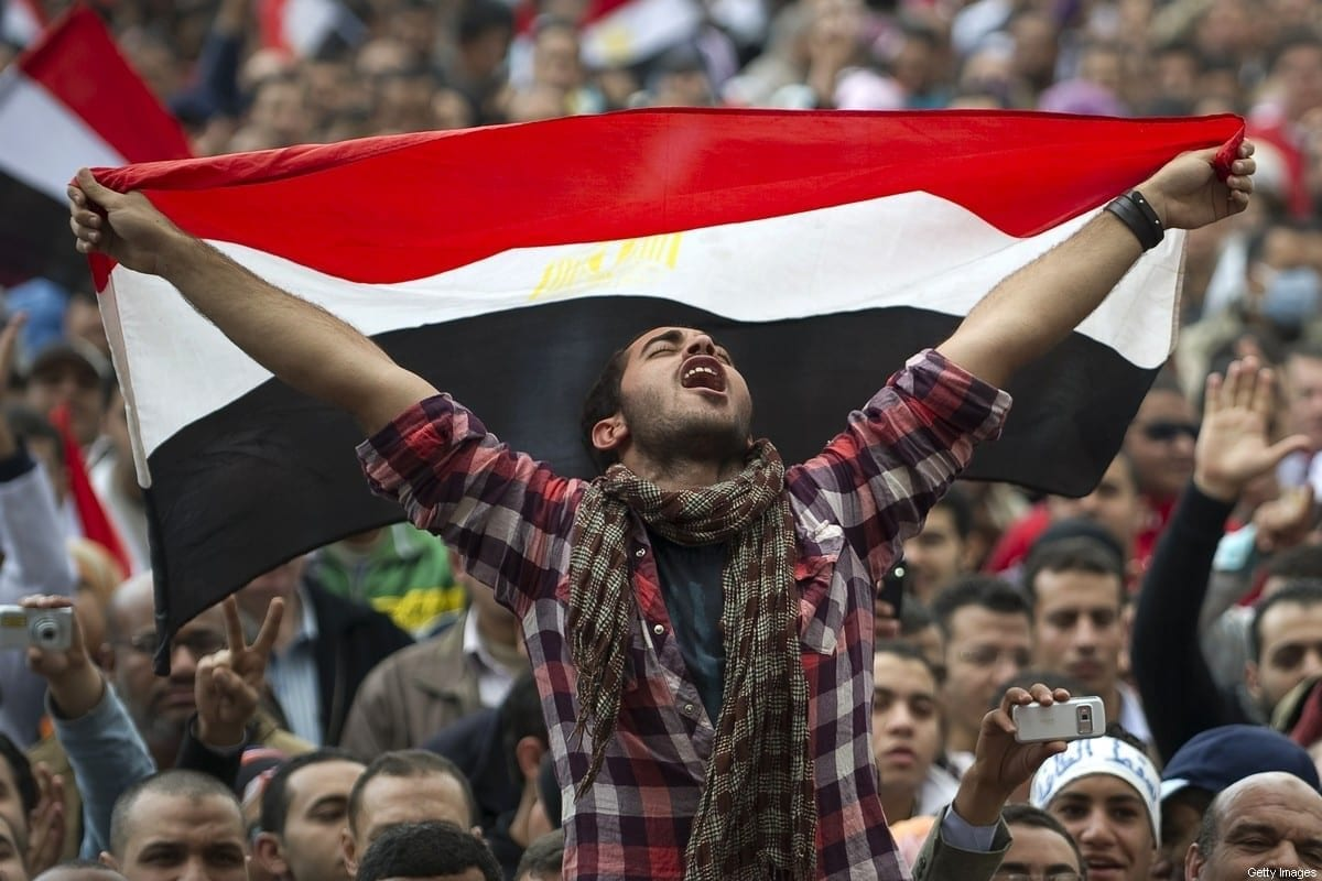 Si la democracia es realmente valiosa, Presidente Biden, deje que los egipcios prueben de su fruto