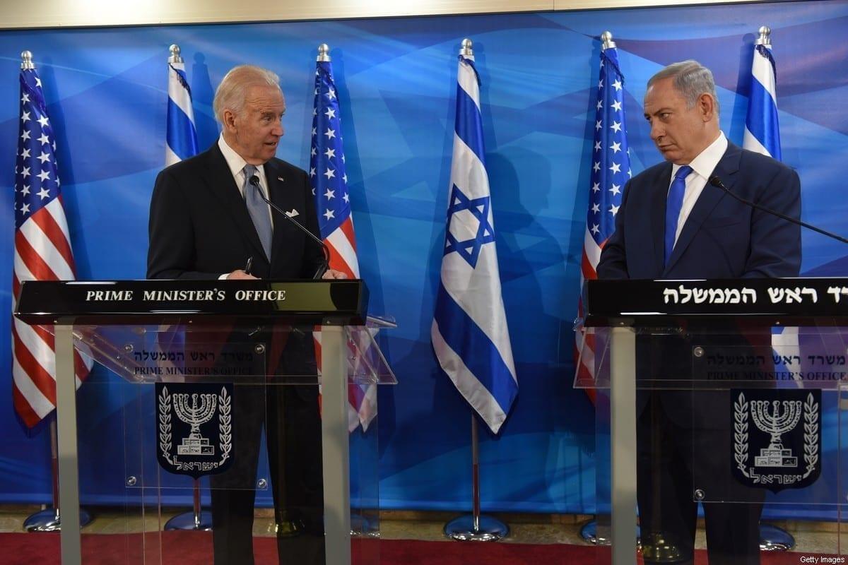 Biden ha asegurado a Netanyahu que el statu quo está a salvo