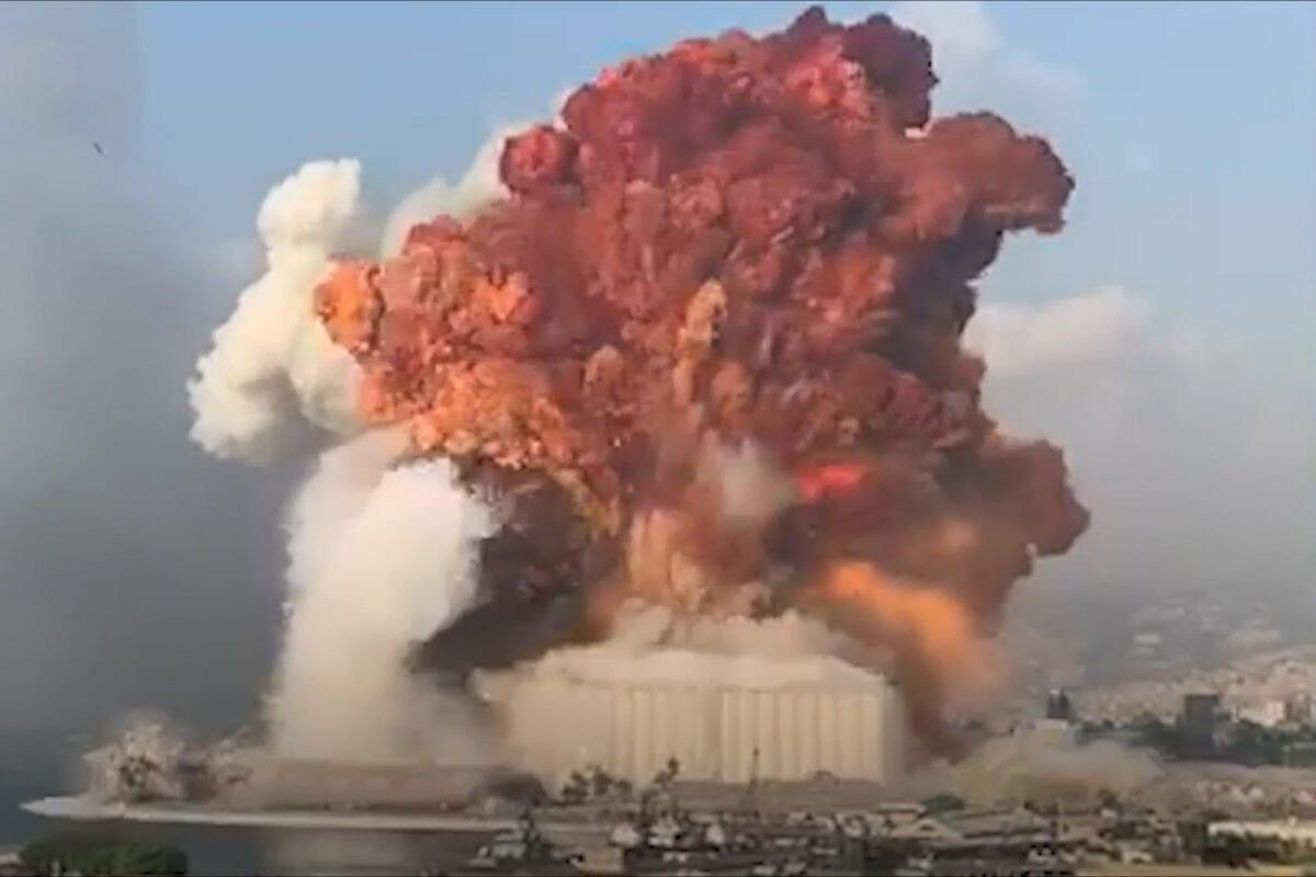 VIDEO: A 6 meses de la explosión de Beirut, y aún no hay esperanza de justicia