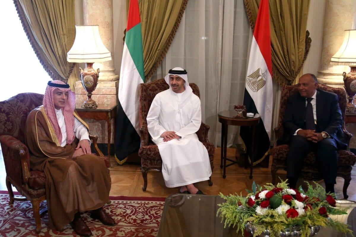 Arabia Saudí y Egipto se embarcan para acabar con las causas de la ruptura árabe con Qatar