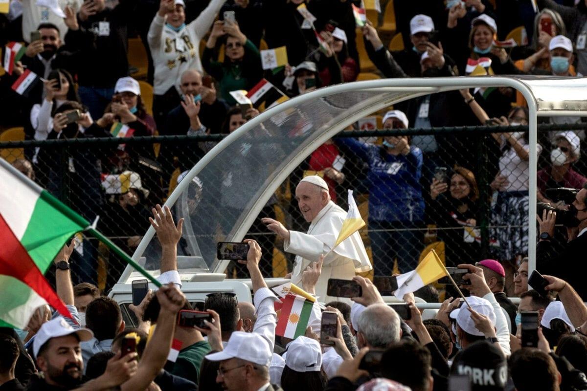 La visita del Papa Francisco a Irak plantea muchos interrogantes