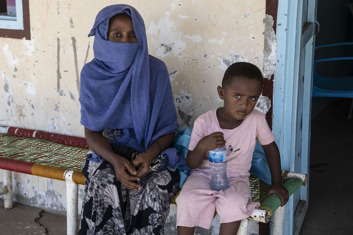 """Denuncias de """"esclavitud sexual"""" en el Tigray etíope"""