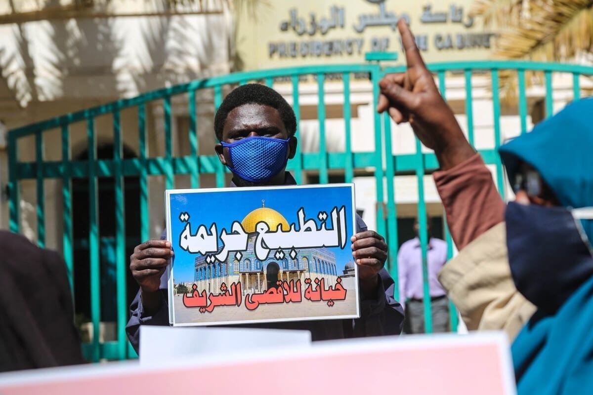El imperio estadounidense está extorsionando a Sudán para que reconozca a Israel