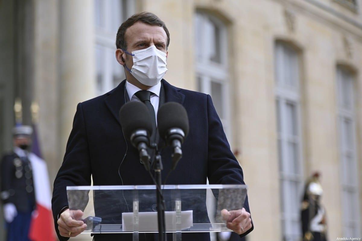 La doble moral de Macron se volverá en su contra