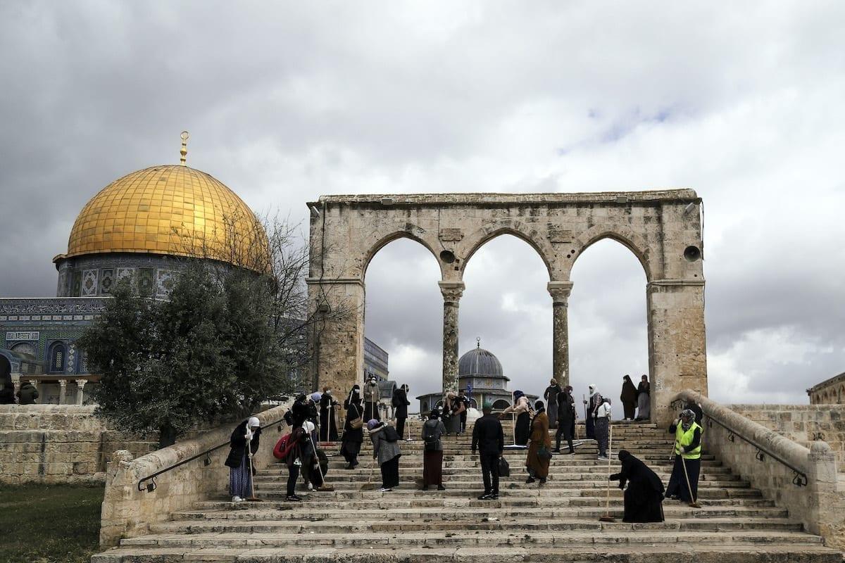 El levantamiento de Jerusalén es una oportunidad para acabar con la división palestina