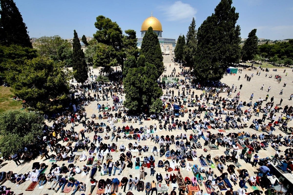Una oración a Palestina por Ramadán: Que se escuchen las voces de los oprimidos