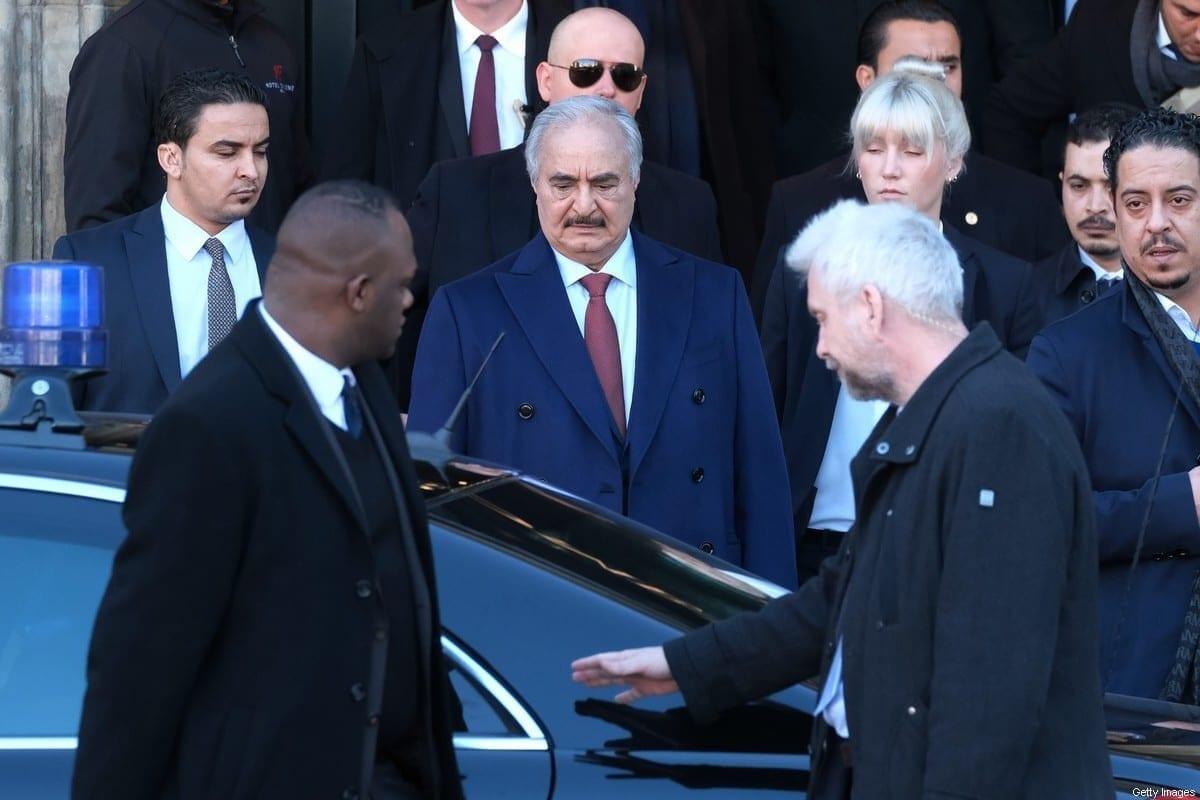 ¿Logrará la nueva autoridad libia cortar los vínculos de Haftar con el extranjero?