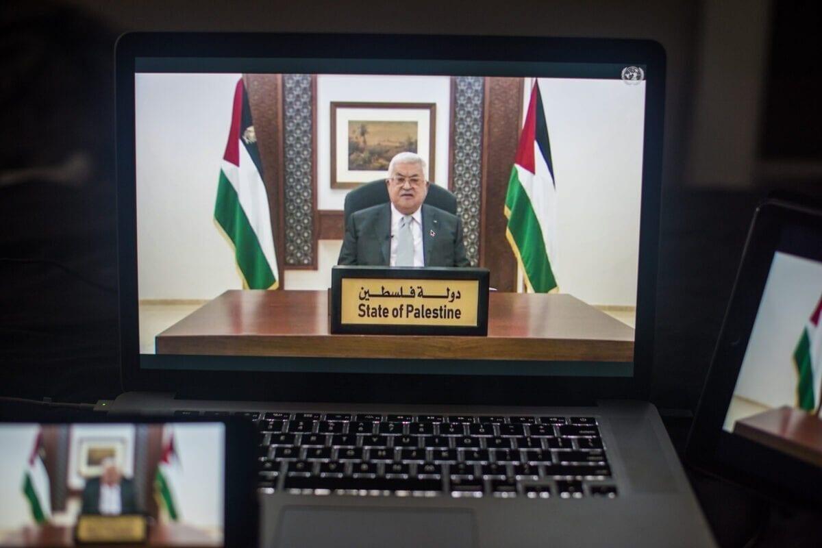 Las declaraciones de Abbas son cómplices del colonialismo israelí