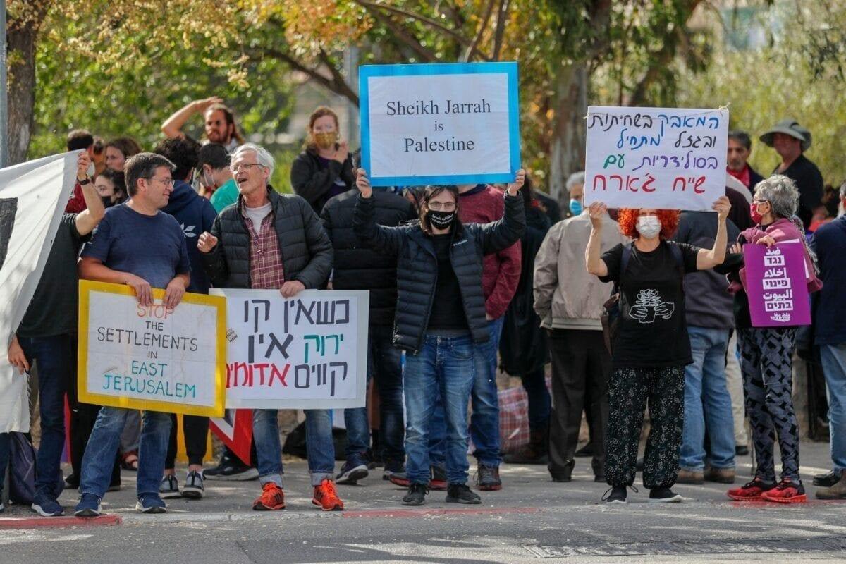 Decenas de familias palestinas amenazadas por el desalojo a la fuerza
