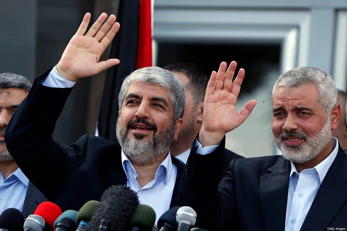Meshaal vuelve a liderar Hamás