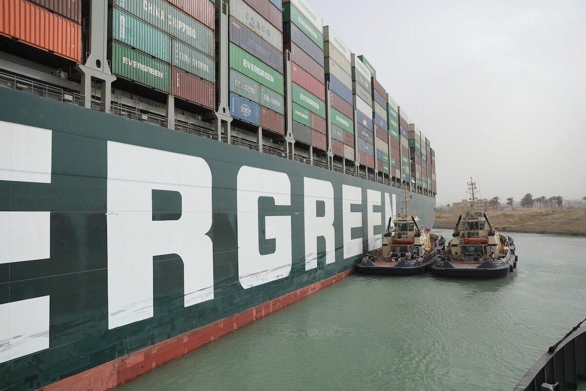 Israel aprovecha el accidente del Canal de Suez para impulsar sus alternativas
