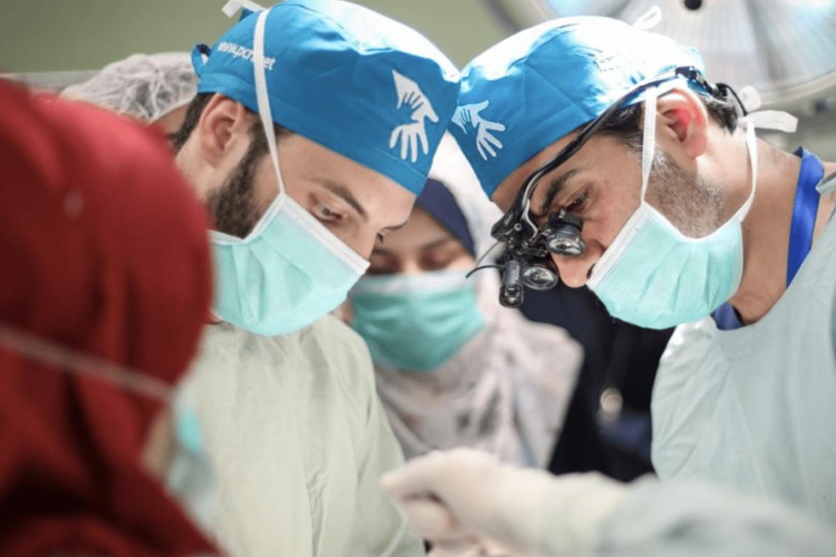 Cómo una organización benéfica concreta está mejorando la vida de los amputados de Gaza