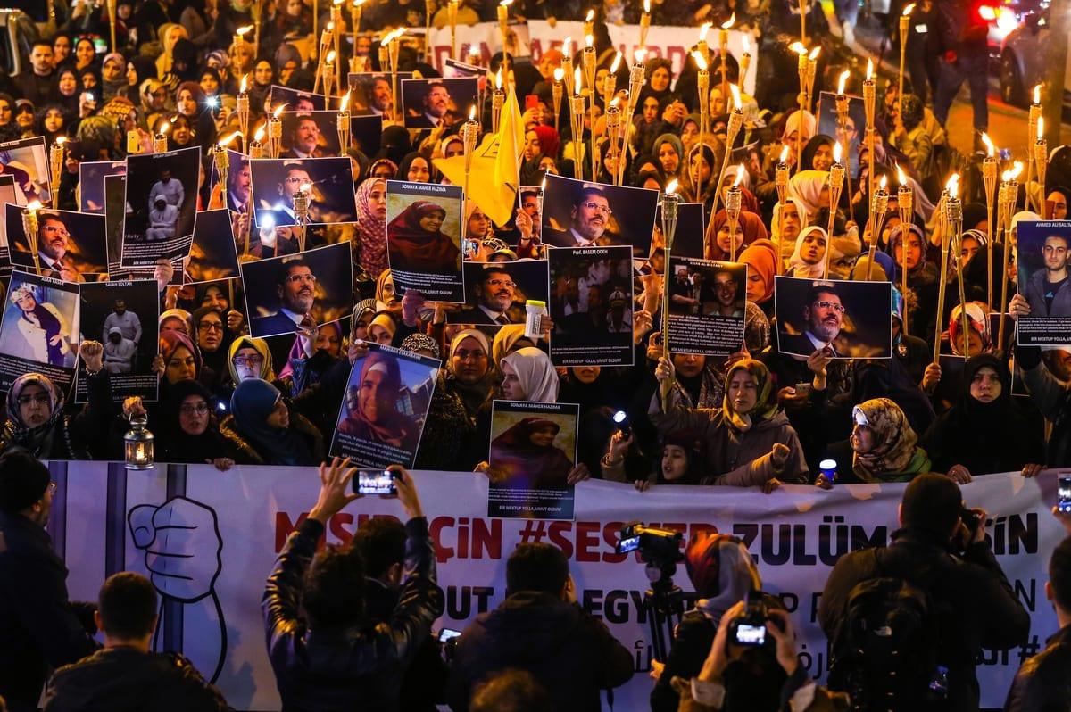 La reconciliación entre Turquía y Egipto no será a costa de la oposición egipcia