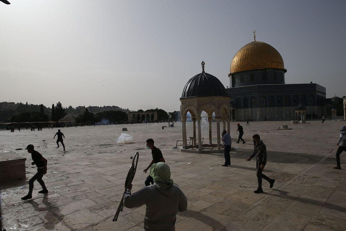 La retórica sobre la intervención internacional es una excusa para no arriesgar nada, mientras los palestinos se juegan la vida