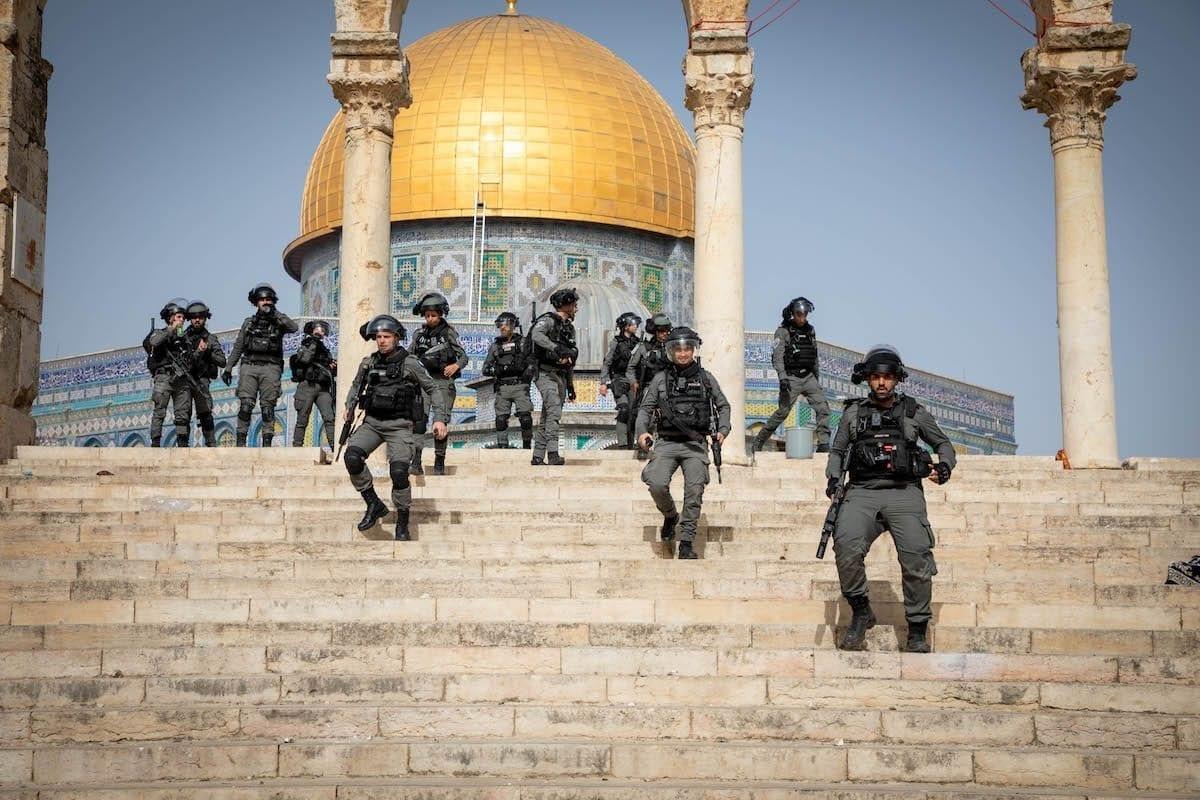 ¿Qué van a hacer los palestinos para garantizar sus derechos ahora que no tienen derecho a la autodefensa?