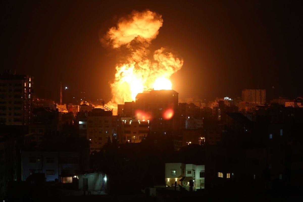 La violencia colonial de Israel da a los palestinos el derecho a defenderse
