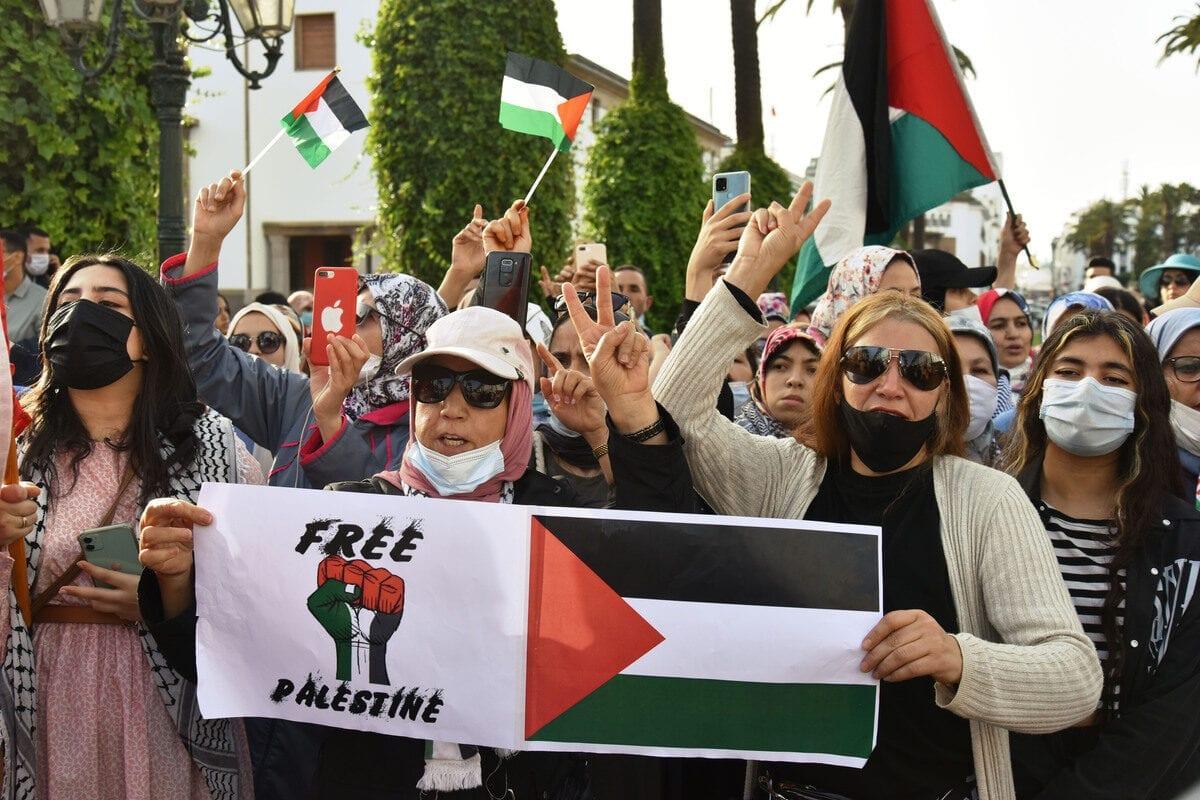 La opinión popular en Marruecos es claramente contraria a la normalización con Israel