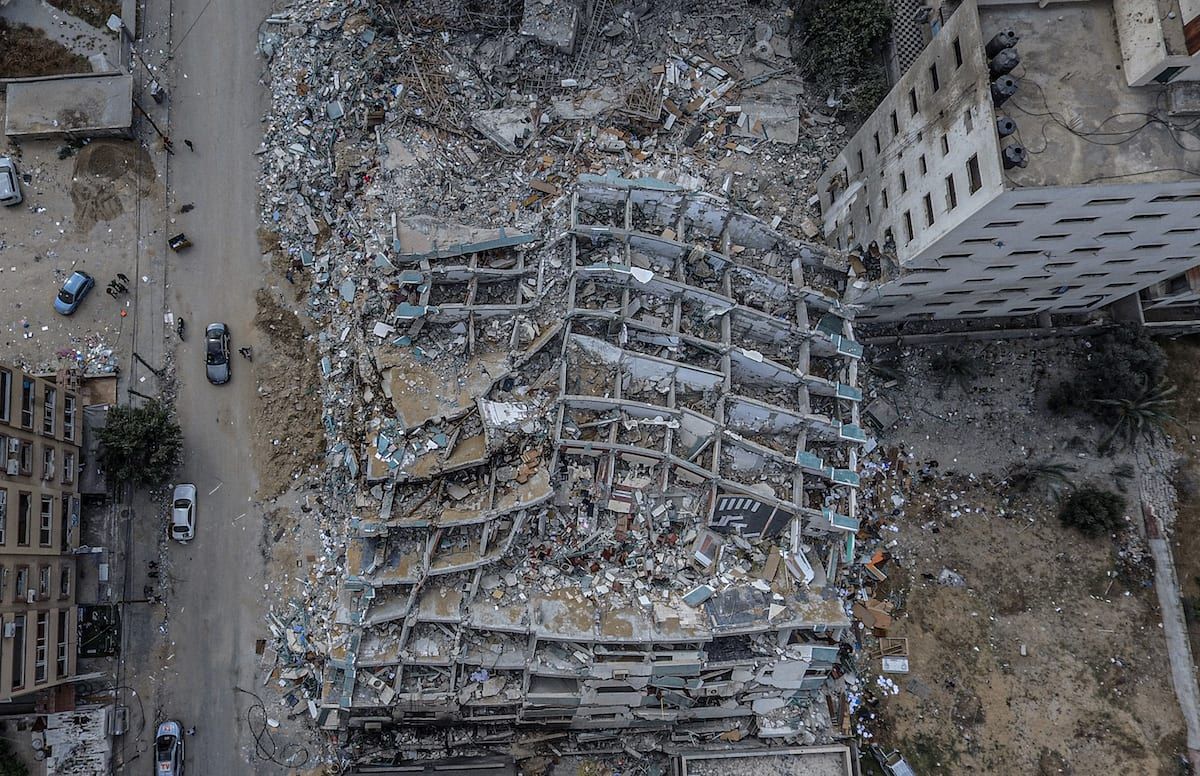 Frustrado por sus pérdidas, Israel vuelve a golpear a los habitantes de Gaza