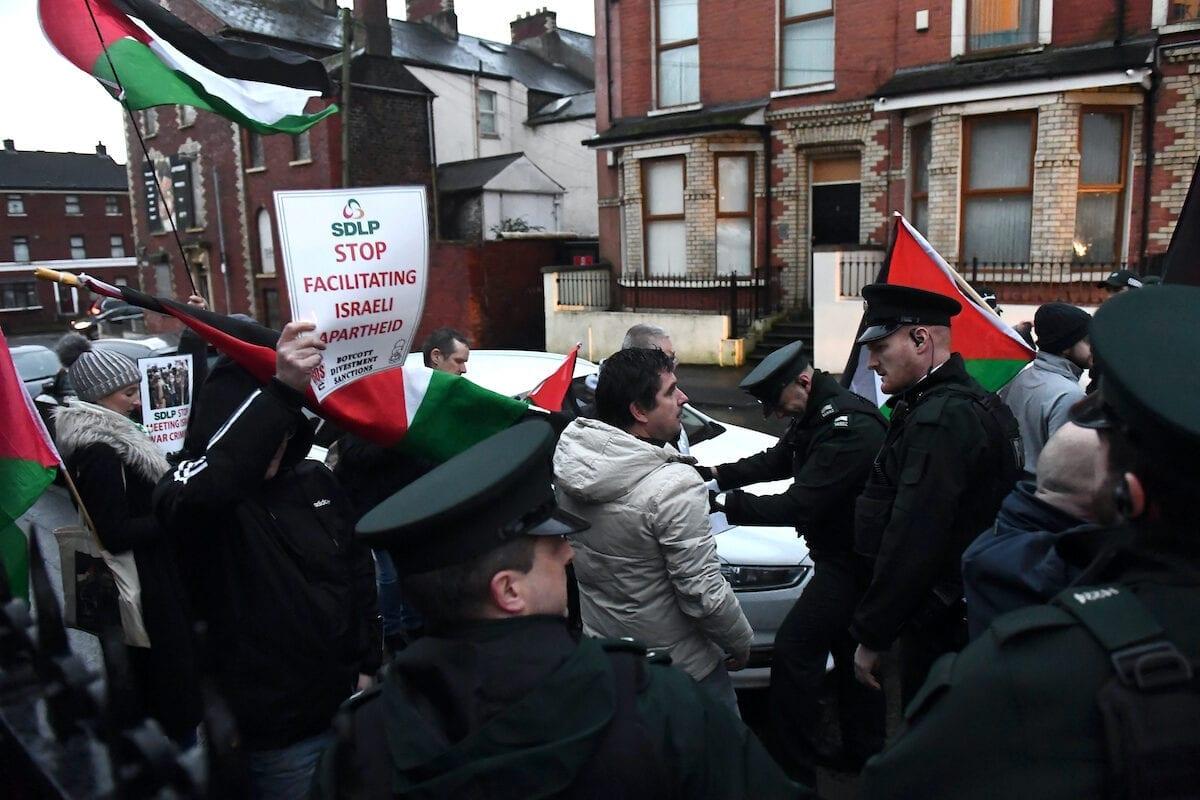 Irlanda muestra el camino sobre la anexión de facto de Palestina por parte de Israel