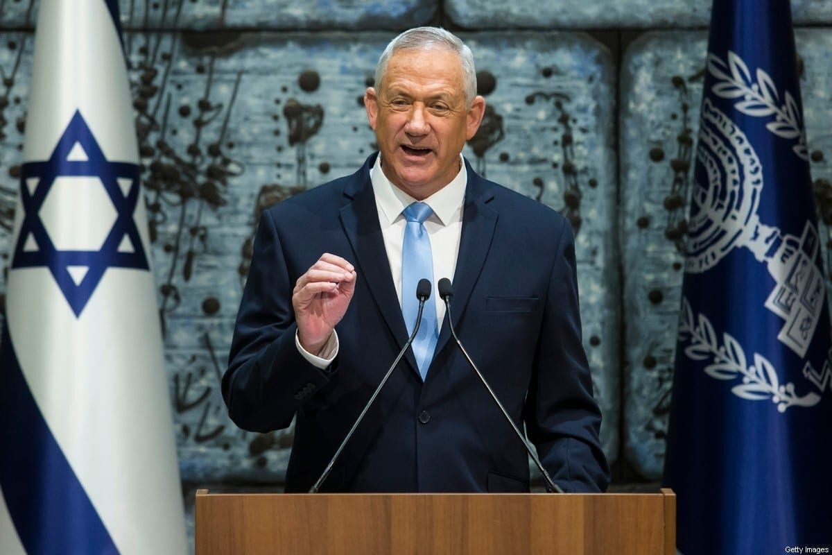 La opción de un ministro israelí para Gaza es una entidad que compromete a los palestinos
