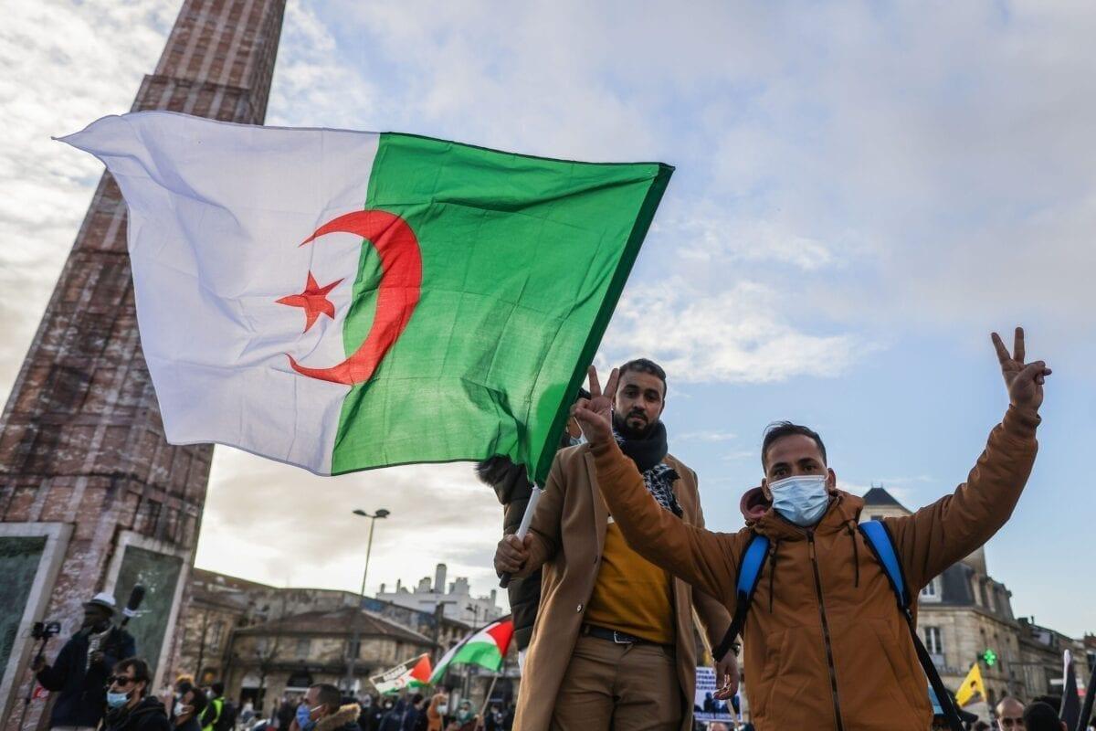 Argelia celebra por primera vez el Día Nacional de la Memoria