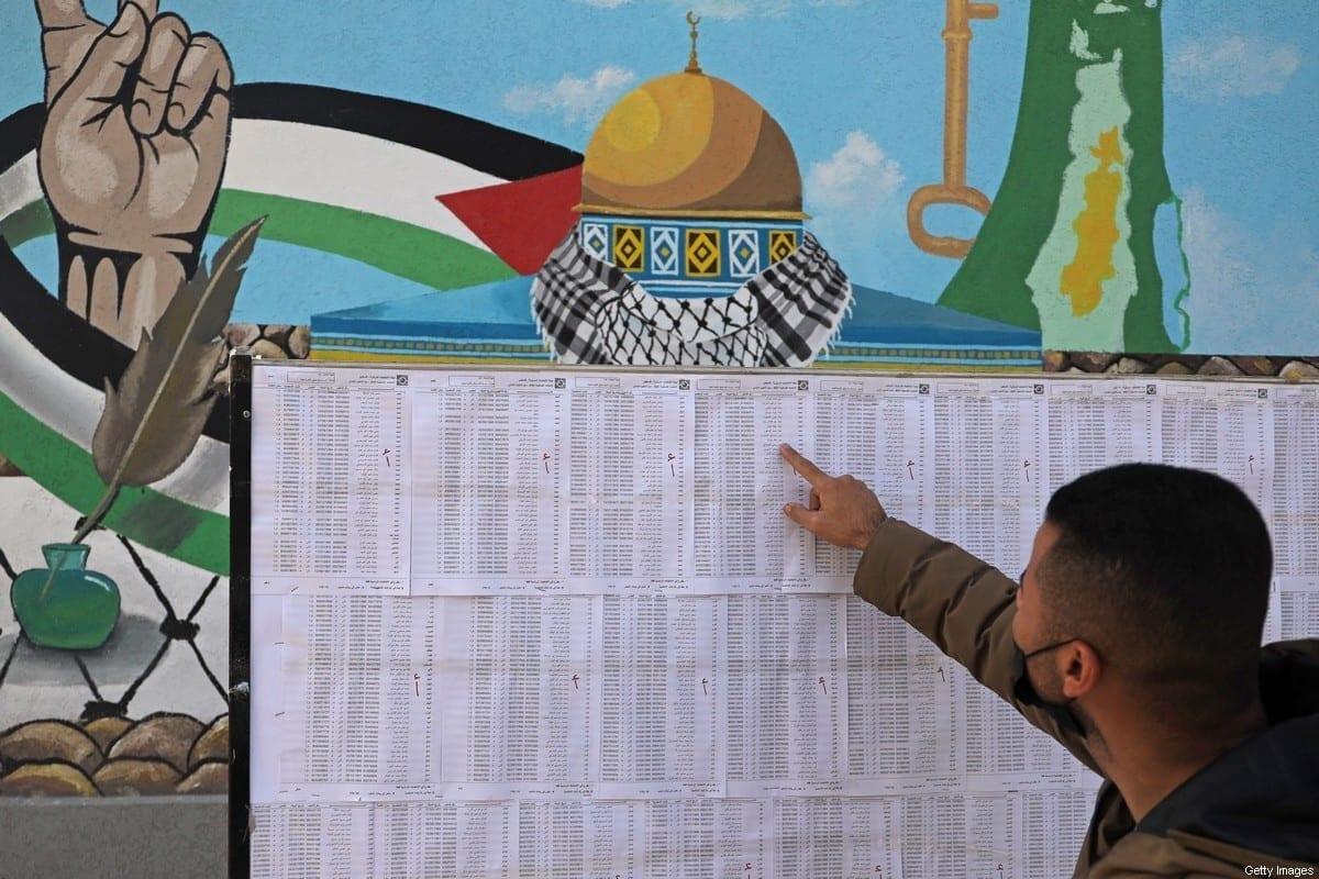 ¿Hay alguna salida al estancamiento electoral palestino?