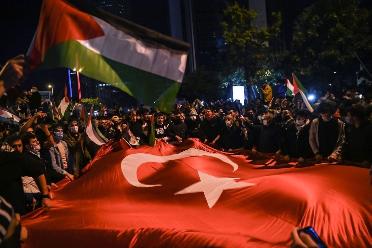 ¿Qué ayuda va a prestar Turquía al pueblo de la Palestina ocupada?