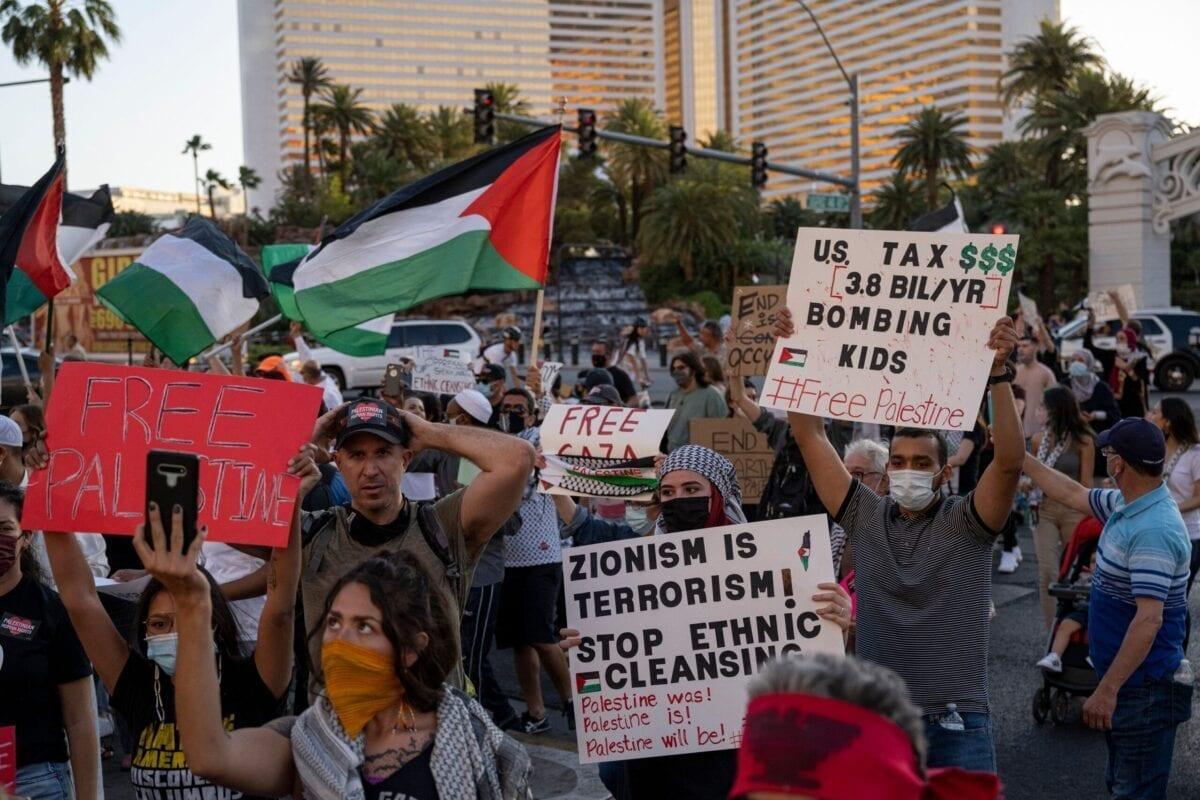 La heroica resistencia palestina indica el fracaso del sionismo
