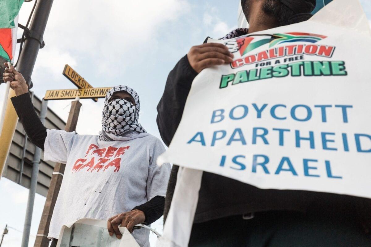 Deja de comparar el apartheid de Israel con el de sidáfrica; el primero es peor