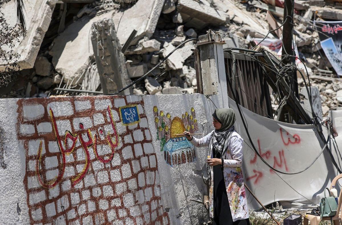 A pesar de las enormes pérdidas, los palestinos han alterado el curso de la historia
