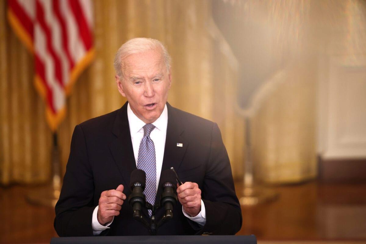 La financiación de Biden a Israel para la masacre de palestinos nunca podrá justificarse