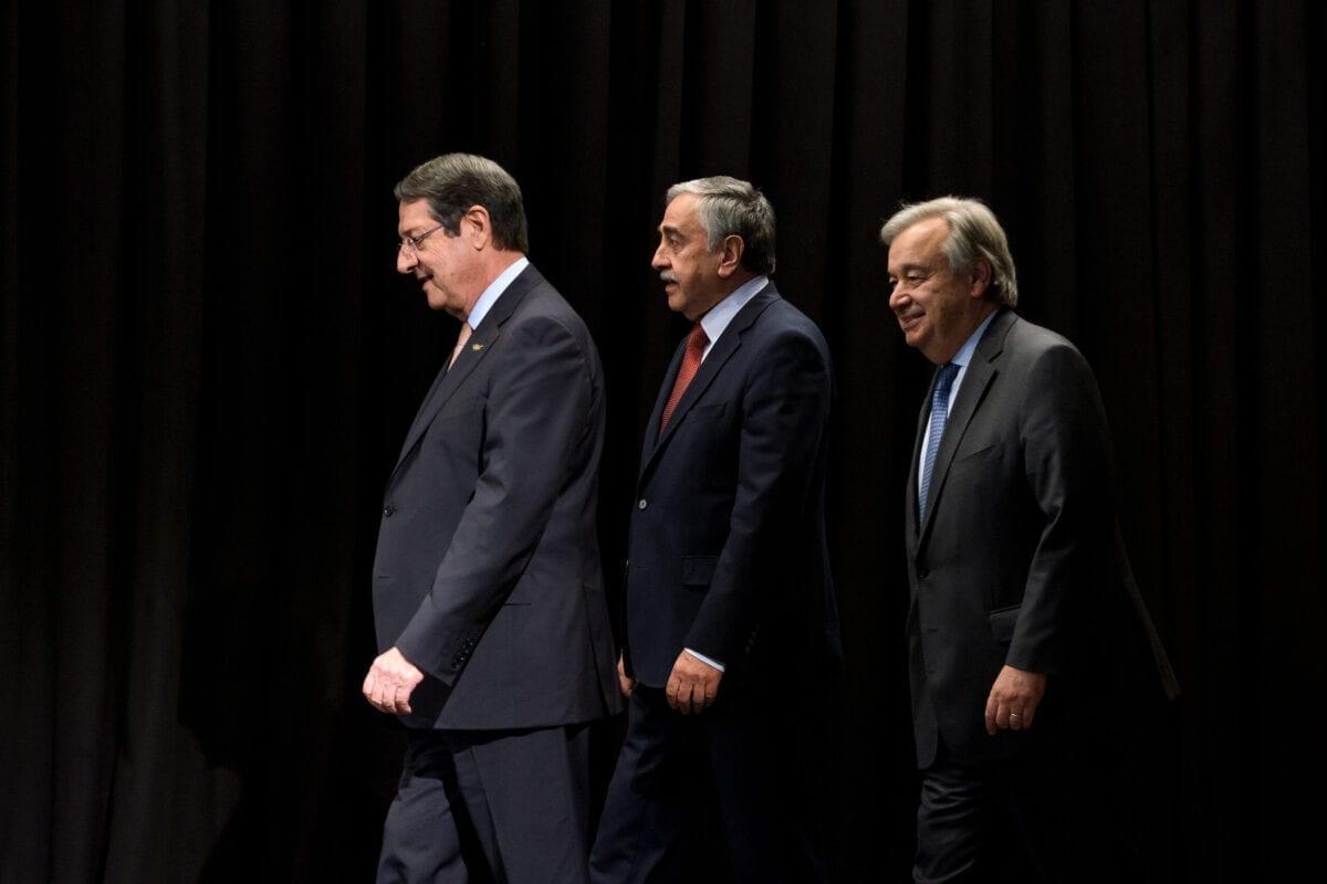 ¿Qué hay detrás de las negociaciones de paz sobre Chipre dirigidas por la ONU en Ginebra?